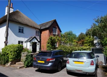 Thumbnail 2 bed property for sale in Weston, Honiton