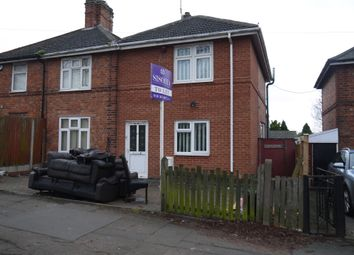 Thumbnail 5 bed semi-detached house to rent in Broad Avenue, Leicester