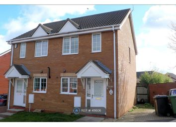 Thumbnail 2 bed semi-detached house to rent in Kedleston Road, Peterborough