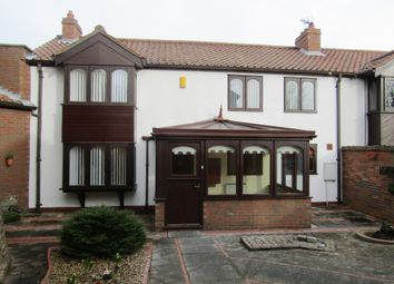 Thumbnail 2 bed semi-detached house for sale in Shuffleton Court, Hook Road, Goole