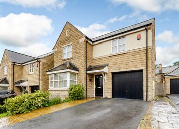 Thumbnail 4 bedroom detached house for sale in Britannia Crescent, Huddersfield