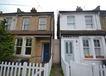 Thumbnail 3 bed terraced house to rent in Brook Road, St Margarets, Twickenham