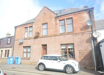 Thumbnail 2 bed flat to rent in High Street, Strathmiglo, Cupar