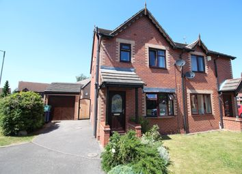 Thumbnail 3 bed semi-detached house for sale in Lynwood Drive, Mexborough