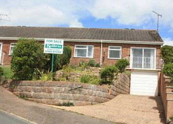 Thumbnail 2 bed semi-detached bungalow for sale in Mallocks Close, Tipton St. John, Sidmouth