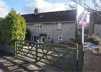 Thumbnail 3 bed semi-detached house for sale in Leacroft Road, Matlock