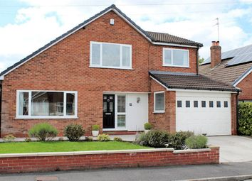 Thumbnail 3 bed detached house for sale in Newton Drive, Greenmount, Bury