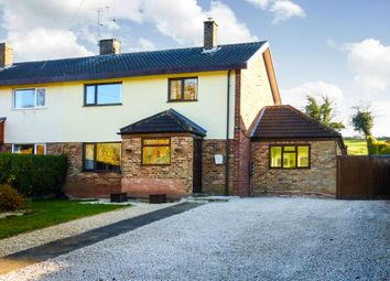 Thumbnail 3 bed semi-detached house for sale in Pumping Station, Halam, Newark