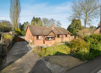 Thumbnail 4 bed detached bungalow for sale in School Road, Sible Hedingham, Halstead