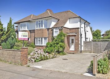 Thumbnail 3 bed semi-detached house for sale in Parklands Road, Chichester, West Sussex