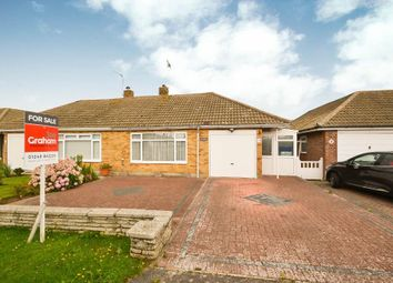 Thumbnail 3 bed bungalow for sale in Manet Square, North Bersted, Bognor Regis, West Sussex