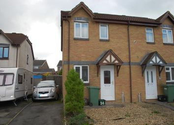 Thumbnail 2 bed semi-detached house to rent in Willow Drive, Shepton Mallet