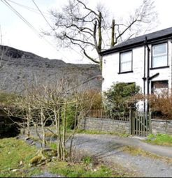 Thumbnail 2 bed semi-detached house for sale in Rhiwbryfdir, Blaenau Ffestiniog