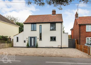 Thumbnail 4 bed detached house for sale in Station Road, North Walsham