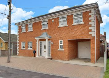 4 bed detached house for sale in Hannett Road, Canvey Island SS8
