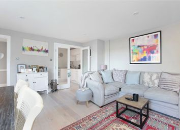 Thumbnail 2 bed flat for sale in Compass House, Smugglers Way, London