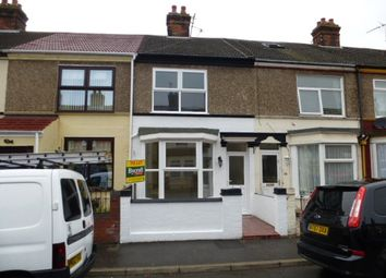 Thumbnail 3 bed terraced house to rent in Walpole Road, Great Yarmouth