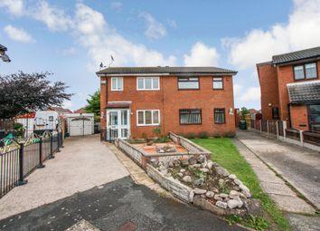 Thumbnail 3 bed semi-detached house for sale in Oaklea, Kinmel Bay, Rhyl