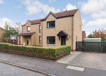 Thumbnail 2 bed semi-detached house for sale in Orchard Avenue, Ayr, South Ayrshire, Scotland