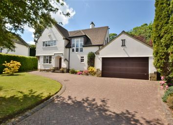 Thumbnail 4 bed detached house for sale in Low Gables, Foxhill Drive, Leeds, West Yorkshire