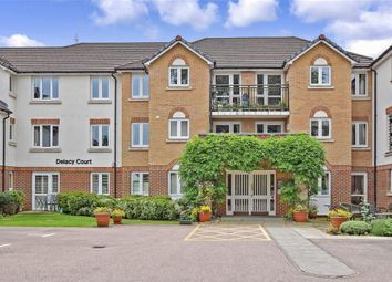 Thumbnail 1 bed flat for sale in Queens Road, Sutton, Surrey