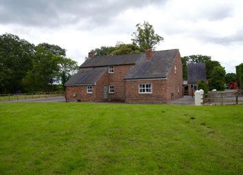 Thumbnail 4 bed detached house for sale in Capenhurst Lane, Capenhurst, Chester