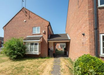Thumbnail 1 bed end terrace house for sale in Howard Close, Luton