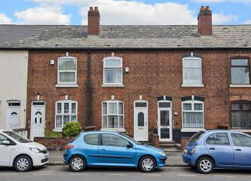 Thumbnail 3 bed terraced house for sale in Pleck Road, Walsall