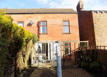 Thumbnail 3 bed end terrace house to rent in Strawberry Terrace, Stanwix, Carlisle