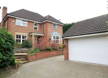 Thumbnail 4 bed detached house for sale in Pavilion Way, Congleton