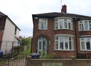 Thumbnail 3 bedroom semi-detached house to rent in Abbey Lane, Leicester, Leicestershire
