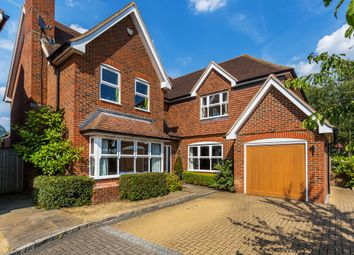 Thumbnail 5 bed detached house for sale in Gainsford Place, Oxted