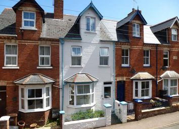 Thumbnail 3 bed terraced house for sale in Hillbudge Terrace, Park Street, Crediton, Devon