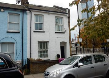 Thumbnail 3 bedroom end terrace house for sale in 49 Cold Harbour, London