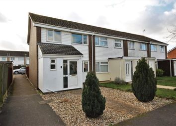 Thumbnail 3 bed end terrace house for sale in Albermarle Drive, Grove, Wantage