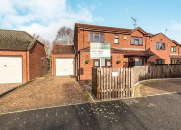 Thumbnail 3 bed detached house for sale in Rainthorpe Avenue, St Peters, Worcester, Worcestershire