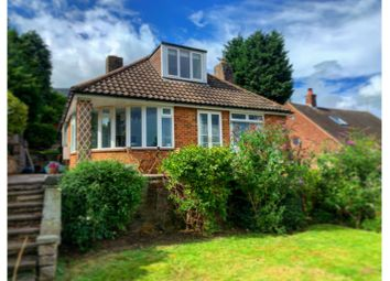 Thumbnail 4 bed detached bungalow for sale in Lodge Drive, Belper