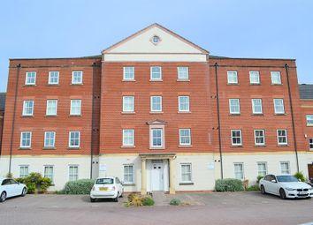 Thumbnail 2 bed flat for sale in Darwin Court, Trunkfield Meadow, Lichfield
