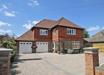 Thumbnail 4 bed detached house for sale in Bridge Road, Cranleigh