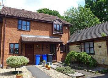 Thumbnail 2 bed terraced house to rent in Nether Vell-Mead, Church Crookham, Fleet