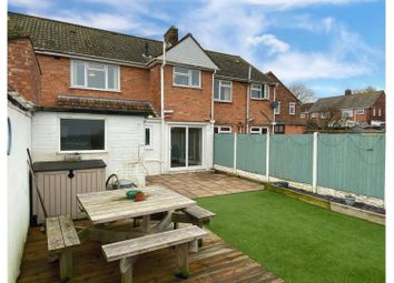 Thumbnail 3 bed terraced house for sale in Portman Road, North Petherton, Bridgwater