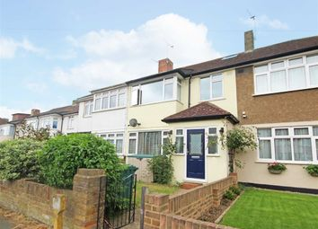 Thumbnail 3 bed terraced house for sale in Beverley Road, Sunbury-On-Thames