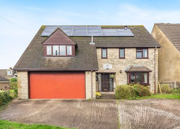 Thumbnail 5 bed detached house for sale in Frome Hall Lane, Bath Road, Stroud