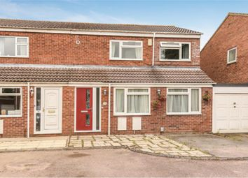 Thumbnail 4 bedroom semi-detached house for sale in Hunter Close, Oxford