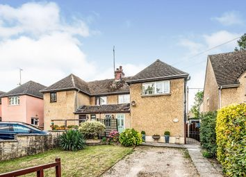 Thumbnail 3 bed semi-detached house for sale in Hailey Road, Witney