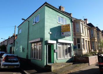 Thumbnail 3 bed semi-detached house for sale in Mina Road, St. Werburghs, Bristol