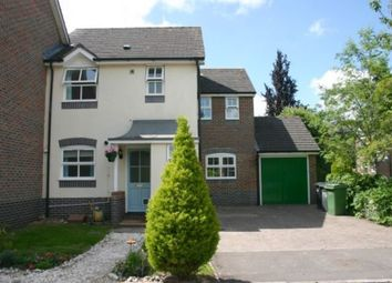 Thumbnail 4 bed end terrace house for sale in Kennet Way, Hungerford
