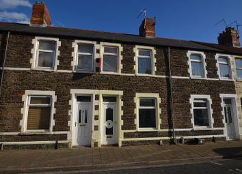 Thumbnail 3 bed terraced house to rent in Spring Gardens Terrace, Cardiff