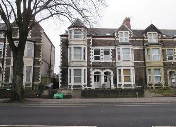 Thumbnail 2 bedroom flat to rent in West Lee, Cowbridge Road East, Cardiff