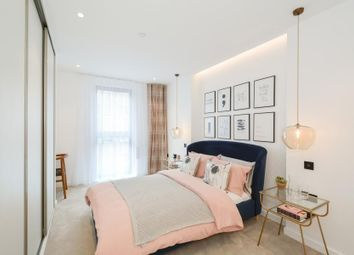 Thumbnail 2 bed flat for sale in Dock Street, London